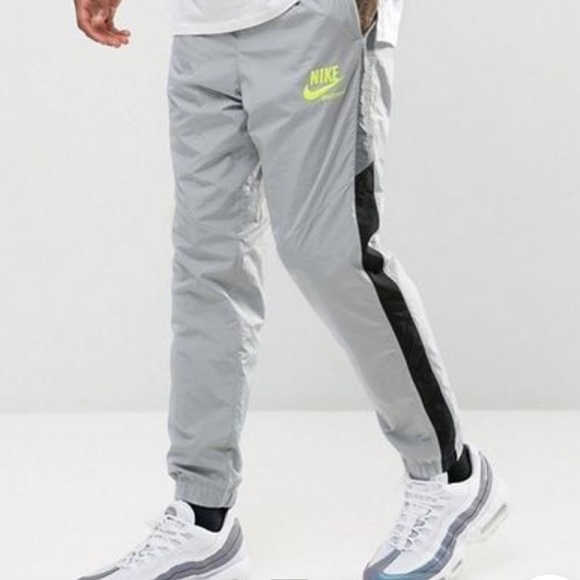 jogging nike nylon